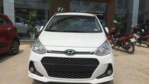 Bán ô tô Hyundai Grand I10 1.2L MT 2018, màu trắng, giá tốt giao ngay