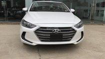 Cần bán Hyundai Elantra 1.6L MT 2017, màu trắng, giá tốt xe giao ngay
