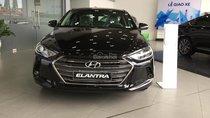 Hyundai Elantra 1.6 AT 2018 mới 100%, màu đen, giá tốt xe giao ngay