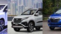 Mitsubishi Xpander, Toyota Avanza, Toyota Rush - Đâu là xe thay thế Innova?