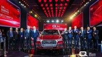 Chi tiết Audi Q5L 2018 bản trục cơ sở dài dành cho thị trường Trung Quốc