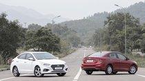 Giá lăn bánh Hyundai Accent 2018 thế hệ mới vừa ra mắt Việt Nam