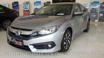 [Honda ô tô Quảng Ninh] Bán xe Honda Civic 1.8E - Giá tốt nhất - Hotline: 0948.468.097