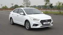 Giá xe Hyundai Accent 2019 tháng 3/2019: Giá rẻ nhất phân khúc sedan hạng B