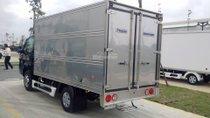 Giá xe K200 thùng kín, thùng mui bạt tải trọng 1 tấn 9, hỗ trợ trả góp 75% giá trị xe