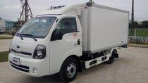 Bán xe tải Kia K250 thùng đông lạnh, thùng bảo ôn tải trọng 1.99 tấn - 2 tấn