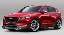 Mazda CX-5 2018 hấp dẫn bất ngờ dưới tay Kenstyle