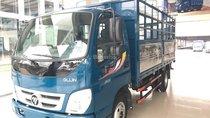 Bán xe Thaco Ollin 350, tải trọng 2t2, thùng dài 4m35, tiêu chuẩn khí thải euro4
