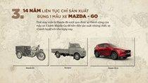 5 sự thật thú vị về thương hiệu Mazda