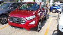 Bán Ford EcoSport Ambiente 1.5L AT năm sản xuất 2018, màu đỏ