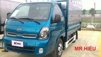 Bán xe tải Kia K250 Trường Hải, hỗ trợ trước bạ khi mua xe
