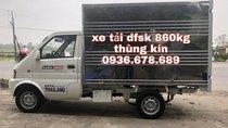Bán xe tải DFSK 860kg thùng kín, đời mới nhất, giá rẻ nhất thị trường