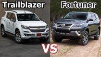 Giá lăn bánh Chevrolet Trailblazer mới rẻ hơn Fortuner bao nhiêu?