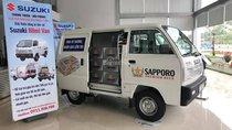 Bán Suzuki Super Carry Van, màu trắng, giá 290tr, tặng tiền mặt , 1 thùng bia Lh 0911.935.188