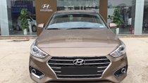 Bán Hyundai Accent đời 2018, màu vàng cát, giá tốt xe giao ngay