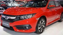 Honda Civic 1.8 E sản xuất 2018, màu đỏ, nhập khẩu nguyên chiếc, giá chỉ 963 triệu