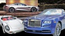 Xe siêu sang ăn khách vì người giàu ngày càng giàu