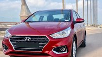 Bán Hyundai Accent mới các phiên bản, ưu đãi về giá, quà tặng chính hãng giá trị
