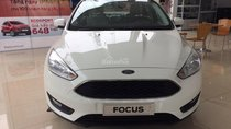 Bán xe Ford Focus 2018 bản trend xe mới 100%, xe đủ màu giao ngay, hỗ trợ trả góp 80%
