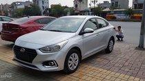 Bán Hyundai Accent 1.4L MT tiêu chuẩn 2019, màu bạc, giao ngay giá tốt
