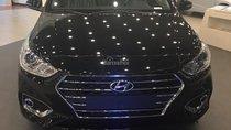 Bán xe Hyundai Accent 1.4L MT đời 2018, màu đen, giá tốt xe giao ngay