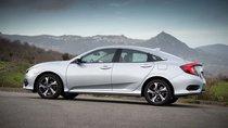 Honda Civic Sedan hé lộ hình ảnh chính thức tại Anh