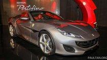 Siêu xe Ferrari Portofino trình làng Đông Nam Á, chốt giá 240.000 USD