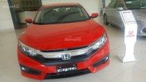 Bán xe Honda Civic 2018, màu đỏ, xe nhập từ Thái, giá tốt nhất 0933 87 28 28