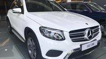 Bán xe Mercedes GLC 200 màu trắng, giá tốt, giao xe ngay