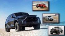 Đây là những mẫu SUV sang ''đỉnh, độc, đắt'' trên thế giới