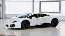 Chiêm ngưỡng Lamborghini Huracan phiên bản giáo hoàng có giá 861.000 USD