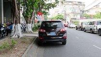 Mức phạt khi dừng, đỗ xe ô tô bên trái đường 1 chiều và đoạn đường cong
