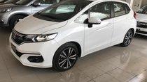 Bán xe Honda Jazz RS màu trắng, nhập khẩu từ Thái, mới 100% chính hãng, giao ngay, khuyến mãi TẶNG XE MÁY VISION