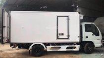 Bán xe tải Isuzu tải trọng 1.9 tấn thùng đông lạnh