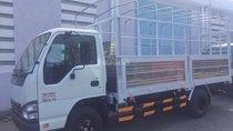 Xe tải Isuzu thùng mui bạt, xe tải Isuzu tải trọng 1.9 tấn