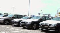 Tuần từ 11/5-17/5: Lượng ô tô nhập khẩu từ Đức lên Top đầu