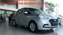 Hyundai Sơn Trà bán ô tô Hyundai Grand i10 đời 2019, màu bạc, nhập khẩu CKD tại Cẩm Lệ, Đà Nẵng