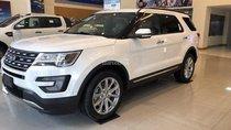 Bán Ford Explorer mới 100%, nhập Mỹ, giá tốt, khuyến mãi lớn, hỗ trợ trả góp 80%- LH:033.613.5555