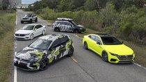 Volkswagen giới thiệu 5 mẫu xe concept mới chất hết cỡ