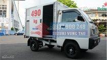 Bán Carry Truck 490kg thùng kín cửa trượt - chạy được giờ cấm