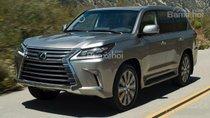 Ưu nhược điểm của mẫu Lexus LX570 2018