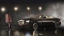 Ra mắt siêu xe Rolls-Royce Dawn dành cho giới ca nhạc sĩ