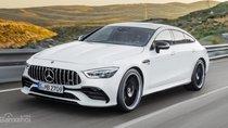 Mercedes-AMG GT Coupe 4 cửa nhá hàng tại Malaysia