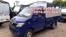 Bán xe tải Kenbo 990kg, thùng dài 2m6, giá rẻ nhất - L/h 0979 995 968