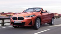 BMW X2 mui trần sẽ có cơ hội 'đổ bộ' thị trường thế giới?