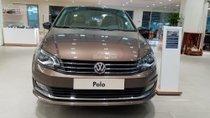 Bán Volkswagen Polo Sedan nhập khẩu nguyên chiếc, xe có sẵn giao xe ngay, hổ trợ trả góp
