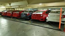Hàng nghìn xe ô tô Honda, Nissan, Ford, Chevrolet nhập miễn thuế cập cảng Hải Phòng ngày 2/6