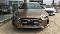 Bán Hyundai Elantra 2.0 AT sản xuất năm 2017, màu nâu, xe giao ngay