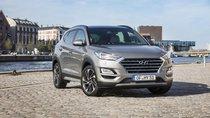 Sạch mà mạnh, SUV Hyundai Tucson 2019 hybrid diesel ra trận hè năm nay