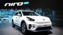 Kia Niro EV vén màn ra mắt tại Bussan trước khi bán ra thị trường